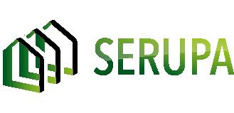 Logo de la société SERUPA