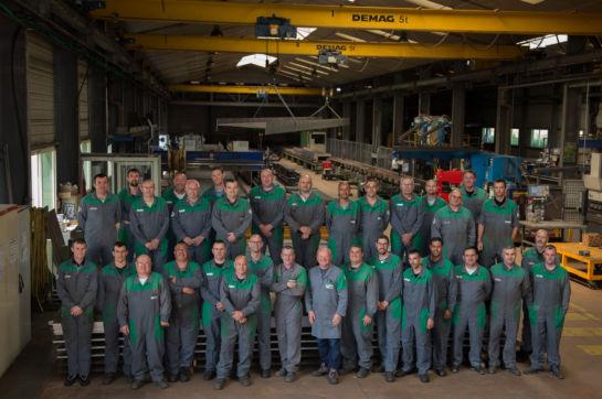 Constructeur batiments industriels Serupa